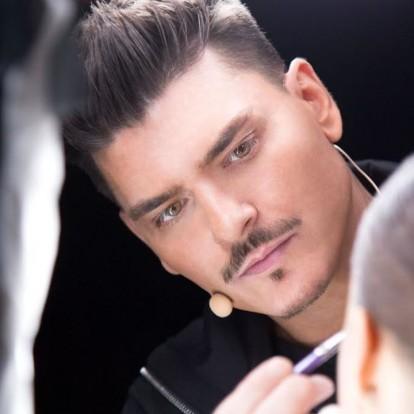 Οι κανόνες μακιγιάζ του makeup-artist της Kim Kardashian West