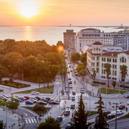Απολαύστε καφέ με υπέροχη θέα στη Θεσσαλονίκη –part 2