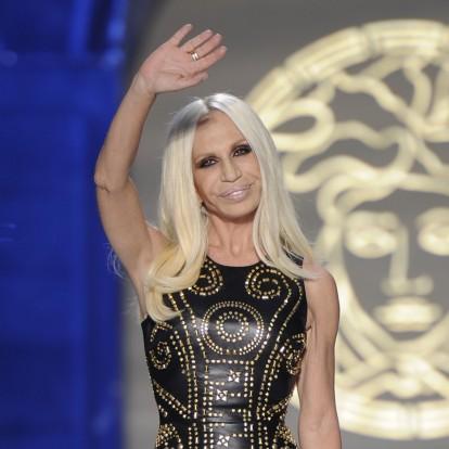 Μία δήλωση που εκπλήσσει από τον οίκο Versace