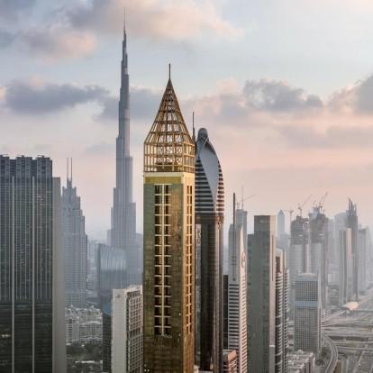 Gevora Hotel: Το ψηλότερο ξενοδοχείο στον κόσμο είναι στο Dubai