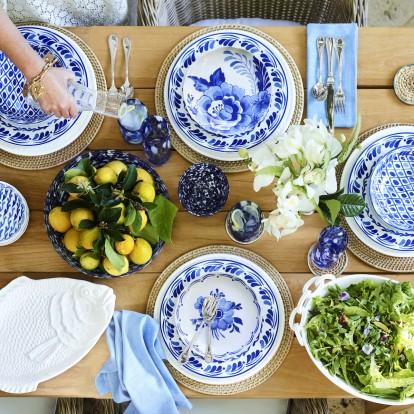 Art de la table για κήπους και βεράντες