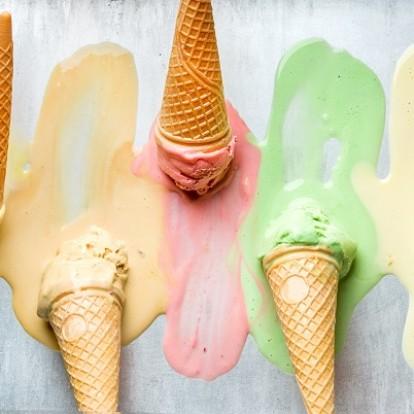 Που θα απολαύσετε τα πιο νόστιμα gelato της πόλης