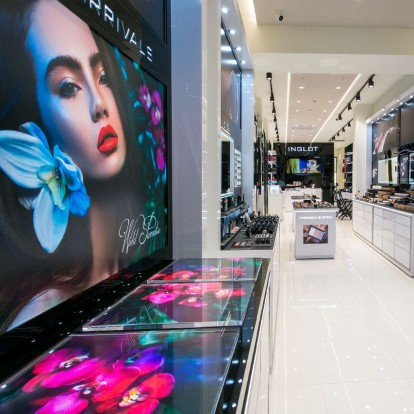 Beauty In Town: τα INGLOT εγκαινιάζουν το πρώτο τους κατάστημα στην πόλη
