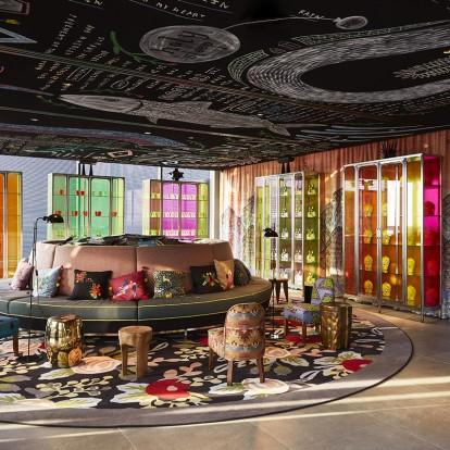 Το νέο ξενοδοχείο της hip αλυσίδας Mama Shelter άνοιξε στο Βελιγράδι