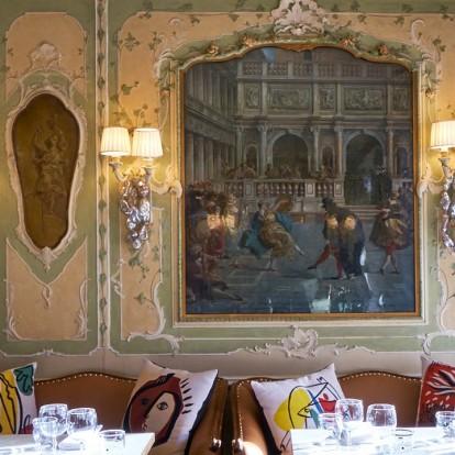 Ο Philippe Starck ανακαίνισε ένα ιστορικό εστιατόριο στη Βενετία