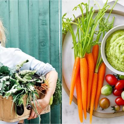 Η Gwyneth Paltrow ετοιμάζει το τέλειο super green dip