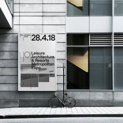 Ο Δημήτρης Κολιαδήμας εξηγεί την οπτική ταυτότητα του the Architect Show