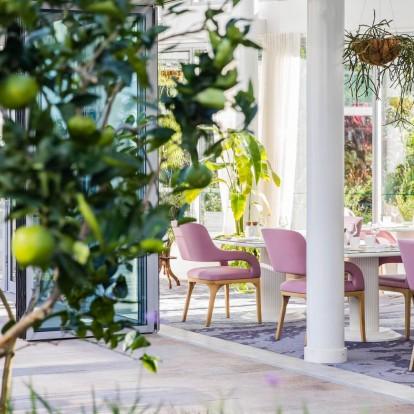 To ολοκαίνουριο Botanica Vaucluse είναι η επιτομή του garden restaurant