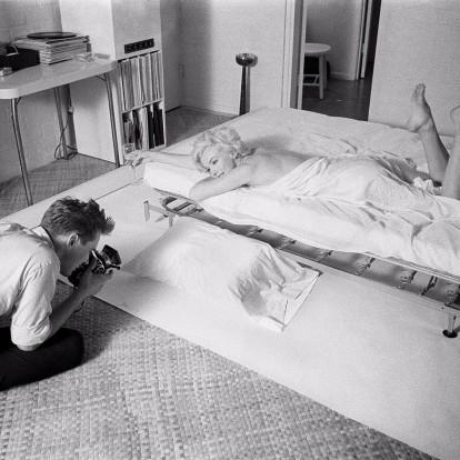 Douglas Kirkland: Μια έκθεση για τον φωτογράφο της Marilyn Monroe