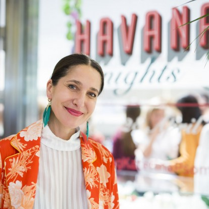 Havana Nights στην παρουσίαση της νέας συλλογής της Katerina Psoma