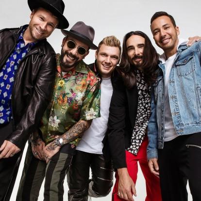 Οι Backstreet Boys επιστρέφουν δυναμικά στο μουσικό προσκήνιο