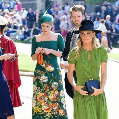 Ξεκίνησε ο λαμπερός γάμος του πρίγκιπα Harry και της Meghan Markle