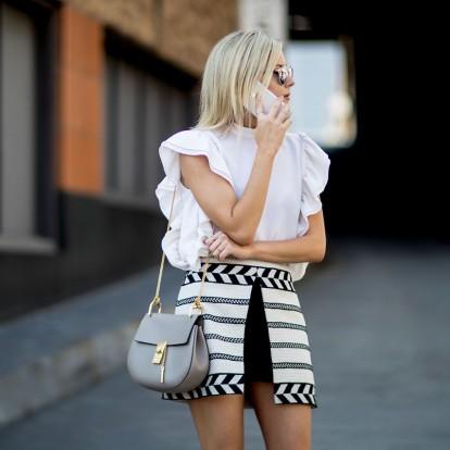 Ιδέες για να φορέσετε τη μίνι φούστα όπως τα fashion icons
