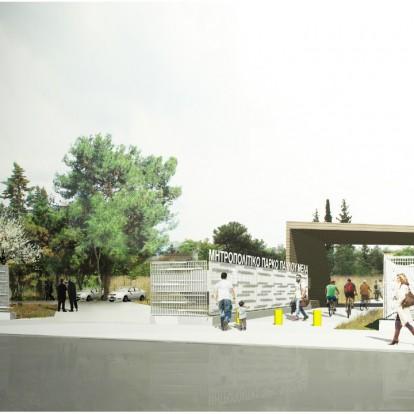 Ο Πρόδρομος Νικηφορίδης μιλάει για το Μητροπολιτικό Πάρκο Παύλου Μελά