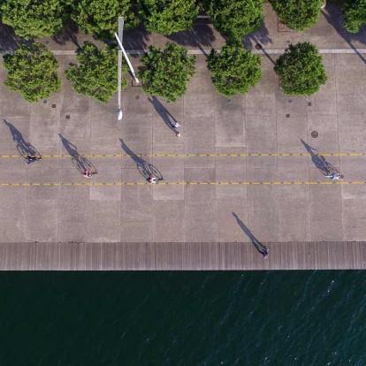 Οάσεις δροσιάς στη Θεσσαλονίκη από την ομάδα του GLOW.GR
