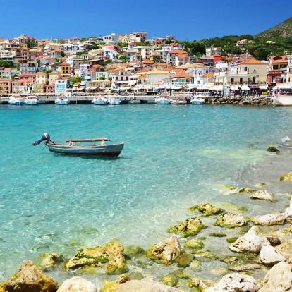 Οι ιδανικοί προορισμοί για να αποδράσετε στην Ελλάδα αυτήν την εποχή