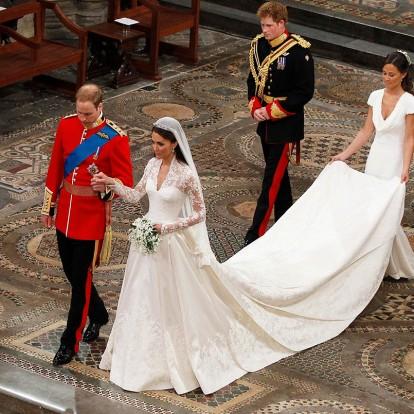 Royal weddings: 8 παραδόσεις που δεν σπάνε ποτέ