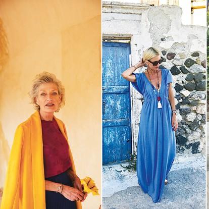 4 αλλοεθνείς κυρίες μοιράζονται την αγάπη τους για την Ελλάδα