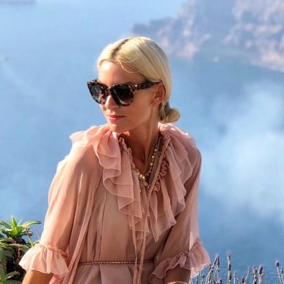 Η trend setter Anna Mavridis μοιράζεται μαζί σας συμβουλές ομορφιάς
