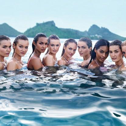 Μάθετε τι τρώνε τα όμορφα μοντέλα της Victoria's Secret σε μία ημέρα