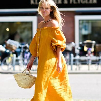 Bring on the sunshine: φωτεινά looks στα χρώματα του ήλιου
