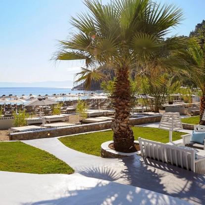 5 μαγευτικά beach bars στο δεύτερο πόδι της Χαλκιδικής
