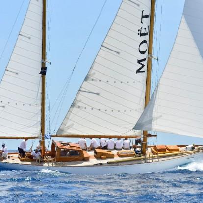Το Spetses ClassicYacht Regatta 2018 ξεπέρασε κάθε προσδοκία