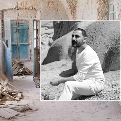 Ο Χριστόφορος Δουλγέρης επιστρέφει στο Santorini Arts Factory