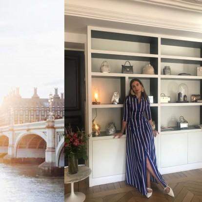 Γνωρίστε την Ελληνίδα fashion enterpreneur που διαπρέπει στο Λονδίνο