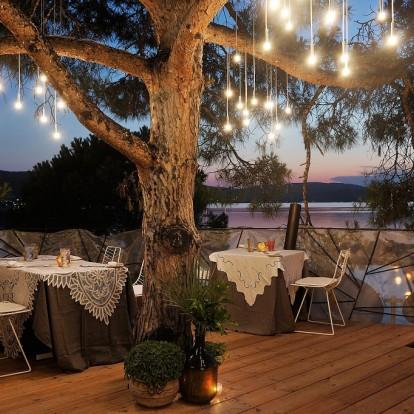 5 εστιατόρια στο δεύτερο πόδι της Χαλκιδικής που θα λατρέψετε