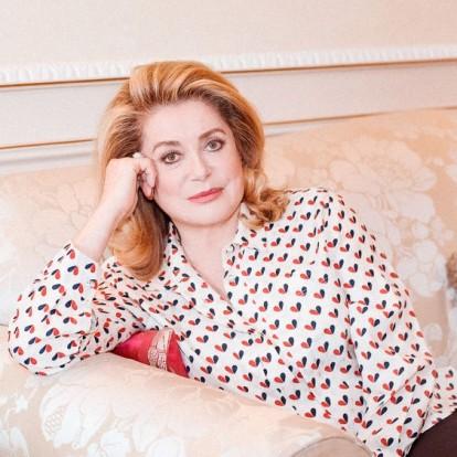 Τα καθημερινά μυστικά ομορφιάς της θρυλικής Catherine Deneuve