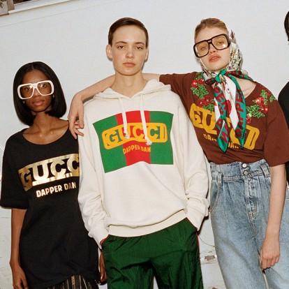 Ανακαλύψτε τη συλλογή Gucci x Dapper Dan και άλλες σημαντικές ειδήσεις