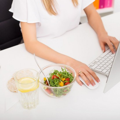 3 συνταγές για υγιεινά lunch meals με λιγότερες από 500 θερμίδες