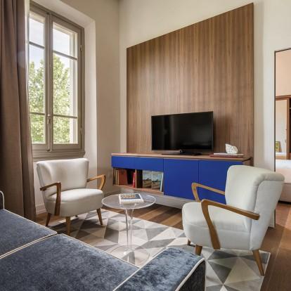 Ένα εντυπωσιακό concept φιλοξενίας στην καρδιά της Φλωρεντίας