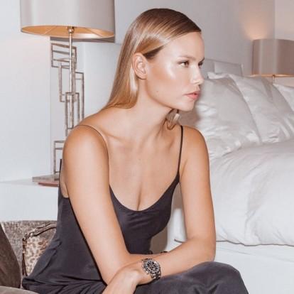 Η Natasha Poly αποκαλύπτει τα beauty tips που έμαθε σαν μοντέλο
