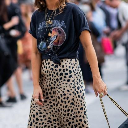 Η φούστα που πρέπει οπωσδήποτε να αποκτήσετε αυτό το καλοκαίρι