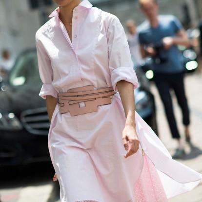 6 τρόποι για να φορέσετε τα δροσερά shirt dresses