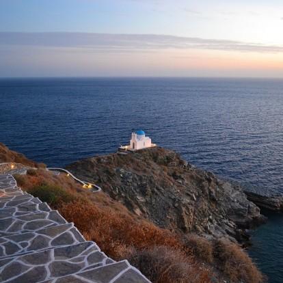 Tα 3 ελληνικά νησιά για ιδανικές διακοπές με τον σύντροφό σας