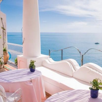 Δείτε την capsule συλλογή του θρυλικού ξενοδοχείου Le Sirenuse