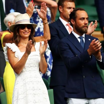 Οι καλύτερες εμφανίσεις στις κερκίδες του Wimbledon