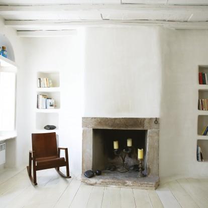H αριστουργηματική κατοικία της Marilyn Katsaris στην Τήνο