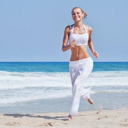 Κάντε γυμναστική στην άμμο και δείτε το σώμα σας να μεταμορφώνεται