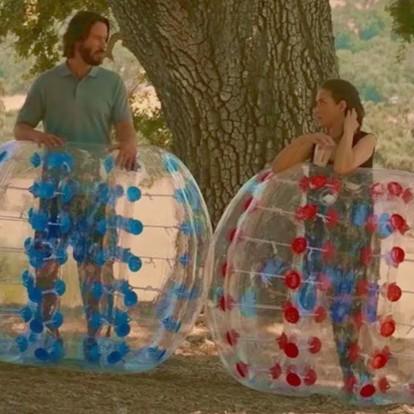 Destination Wedding: Η νέα ταινία των Winona Ryder και Keanu Reeves