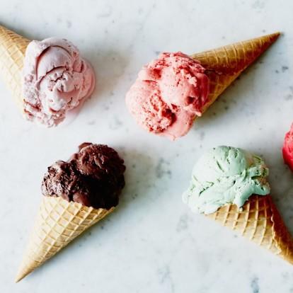 3 απολαυστικές γεύσεις παγωτών που μπορείτε να φτιάξετε μόνοι σας