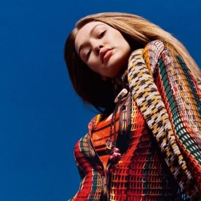 Η Gigi Hadid φοράει ήδη τα πιο στιλάτα prints της νέας σεζόν