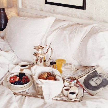 3 συνταγές για πρωινό στο κρεβάτι που θα σας συναρπάσουν