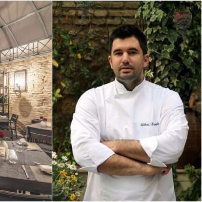 Ο Γκίκας Ξενάκης εξηγεί γιατί η κουζίνα είναι σαν το θέατρο