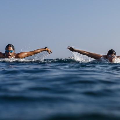 Δύο Έλληνες πρωταθλητές κολύμβησης μας μιλούν για την απίθανη ζωή τους