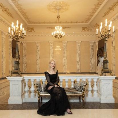 Η Nicole Kidman εγκαινίασε την έκθεση Her Time της Omega