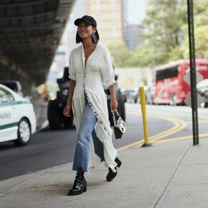 Οι τρόποι να φορέσετε τα καλοκαιρινά σας ρούχα το φθινόπωρο